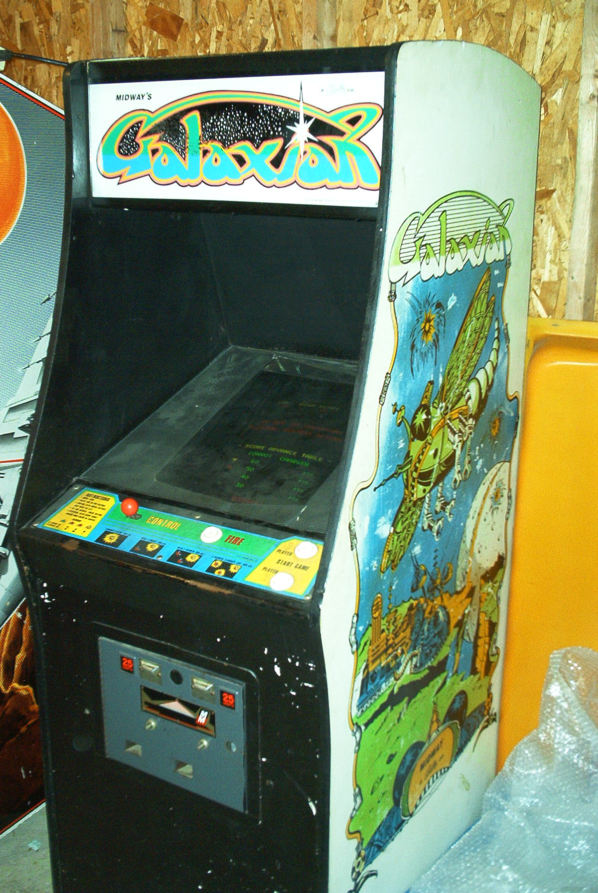 Lost Arcade Classics The Galaxian Story Midway 1979